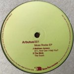 Mathew Jonson / The Mole - Moss Rocks EP