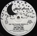 Tony Cook And The Party People - On The Floor (Rock-It)