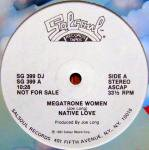 Native Love - Megatrone Woman