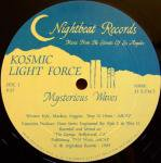 Kosmic Light Force - Mysterious Waves