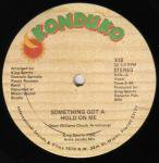 Chuck Armstrong - Something Got A Hold on Me
