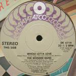 The Wonder Band - Whole Lotta Love