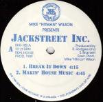 Jackstreet Inc. - Break It Down