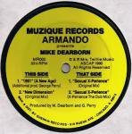 Armando Presents Mike Dearborn - 1991 (A New Age)