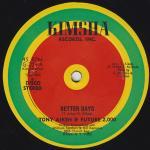 Tony Aiken & Future 2000 - Better Days