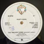 Rusty Egan - The Twilight Zone