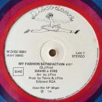 David J. Fire - My Fashion Satisfaction