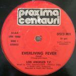 Los Angeles T. F. - Everliving Fever