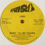Lime - Baby, I'll Be Yours / Agent 406