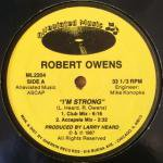 Robert Owens - I'm Strong