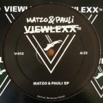 Matzo & Pauli - EP