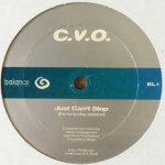 C.V.O. - Just Can't Stop