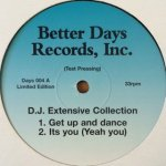 D.J. Extensive Collection - EP
