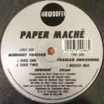 Paper Mache - Midnight Forever / Tranced Awakening