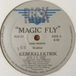Kebekelektrik - Magic Fly