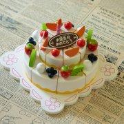ウッドケーキ 2段