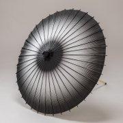 紙傘70cm  網点(あみてん)ぼかし / 黒