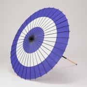 紙傘85cm 助六 / 青紫