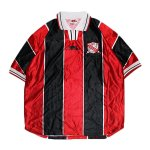 Republic of Trinidad and Tobago International 2001/02 - RED/BLACK
