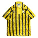 Sheffield Wednesday FC 1992/93 - YELLOW