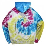 <img class='new_mark_img1' src='//img.shop-pro.jp/img/new/icons5.gif' style='border:none;display:inline;margin:0px;padding:0px;width:auto;' />Futur OUT LINE 01 G FIT HOODIE - Tie Die