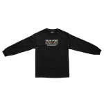 PASS~PORT Inter Solid L/S Tee - Black