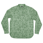 PASS~PORT Archive Workers Shirt - Green