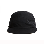 Hellrazor Nylon Solid Camp Cap - Black