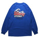 WAVEYSTORE 2nd Anniversary L/S Shirts - Blue