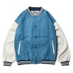 <img class='new_mark_img1' src='//img.shop-pro.jp/img/new/icons5.gif' style='border:none;display:inline;margin:0px;padding:0px;width:auto;' />TBPR Encore Denim Jacket - Wash