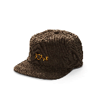 <img class='new_mark_img1' src='//img.shop-pro.jp/img/new/icons5.gif' style='border:none;display:inline;margin:0px;padding:0px;width:auto;' />POLAR SKATE CO. CORD 5PANEL CAP - Brown