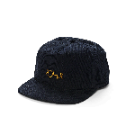 <img class='new_mark_img1' src='//img.shop-pro.jp/img/new/icons5.gif' style='border:none;display:inline;margin:0px;padding:0px;width:auto;' />POLAR SKATE CO. CORD 5PANEL CAP - Navy