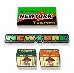 TOYA HORIUCHI NY Sticker Pack