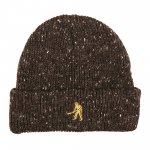 PASS PORT Workers Beanie - Chocolate