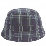 <img class='new_mark_img1' src='https://img.shop-pro.jp/img/new/icons5.gif' style='border:none;display:inline;margin:0px;padding:0px;width:auto;' />WHIMSY Tartan Plaid Hat - Navy