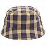 <img class='new_mark_img1' src='https://img.shop-pro.jp/img/new/icons5.gif' style='border:none;display:inline;margin:0px;padding:0px;width:auto;' />WHIMSY Tartan Plaid Hat - Beige