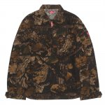 <img class='new_mark_img1' src='https://img.shop-pro.jp/img/new/icons5.gif' style='border:none;display:inline;margin:0px;padding:0px;width:auto;' />HELLRAZOR Military Ripstop Half Zip  Shirt Jacket - Real Tree