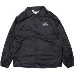 <img class='new_mark_img1' src='//img.shop-pro.jp/img/new/icons50.gif' style='border:none;display:inline;margin:0px;padding:0px;width:auto;' />Quartersnacks Coach Jackets - Black
