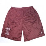 Quartersnacks  Ball Is Life Shorts -  Burgundy
