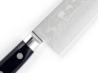 【梵天雲龍・牛刀240mm】 本鍛造 63層ニッケルダマスカス VG10鋼 プロシリーズ