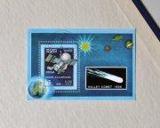 宇宙切手 1986年 カンボジア