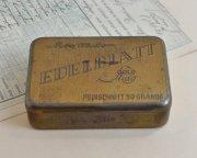 ドイツの古い缶ケース EDELBRATT