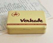 オランダの古いお菓子缶 Verkade
