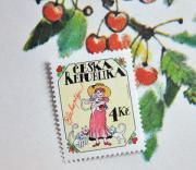 チェコのネコ切手 <J.KOVARIK>