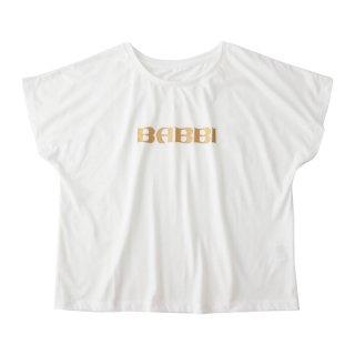 Soffitto×BABBI コラボTシャツ(ロゴ1段)