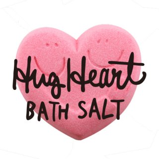 HUG HEART BATH SALT