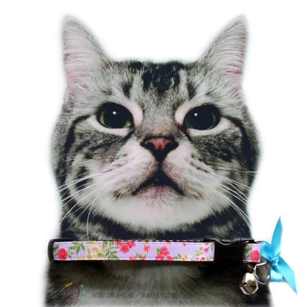 猫の首輪[パーフェクト・マッチ]キャットカラー