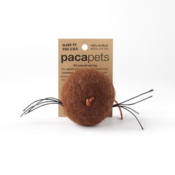 猫おもちゃ[パカペット]天然アルパカ...