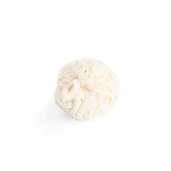 猫おもちゃ[オーガニックコットン・ボール|2個セット]天然素材のボール