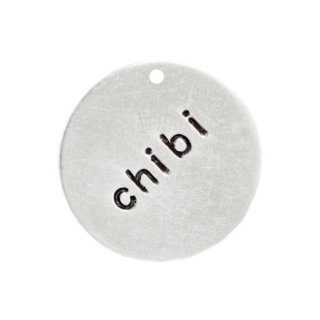 迷子札|S|ポリッシュ加工|アルミ【受注生産】<img class='new_mark_img2' src='https://img.shop-pro.jp/img/new/icons27.gif' style='border:none;display:inline;margin:0px;padding:0px;width:auto;' />